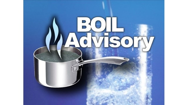 Boil water advisory issued for parts of Marion County