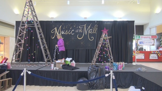 Harrison County schools prepare for annual Music at the Mall