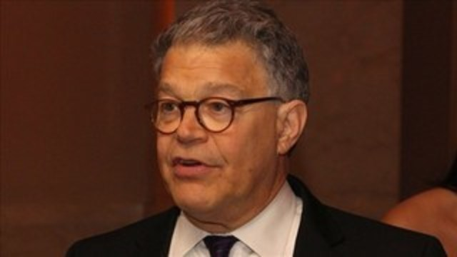 Sen. Franken, is resigning amid sexual misconduct allegations