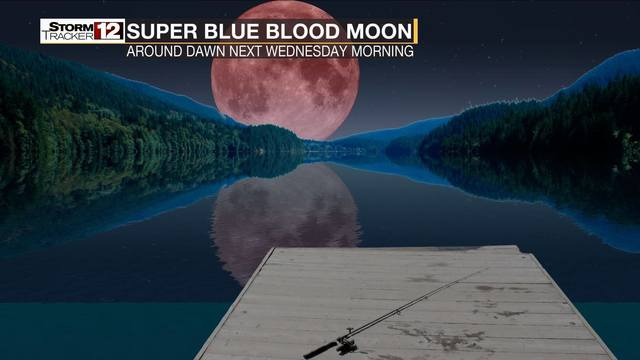 Get Prepared for a Tremendous Blue Blood Moon on January 31