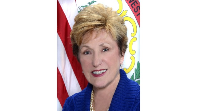 Gayle Manchin removed as WV secretary of Education and Arts
