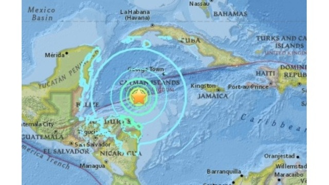 Earthquake strikes near honduras gumiabroncs Gallery