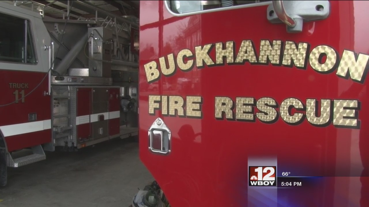 Buckhannon names new fire chief