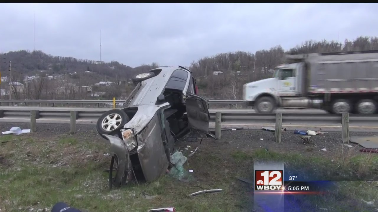 Route 50 vehicle accident causes entrapment