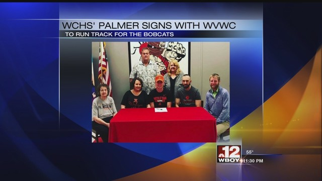 WCHS Athlete Signs with WVWC