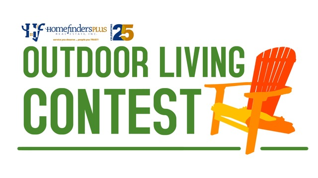 Homefinders Plus Outdoor Living Contest