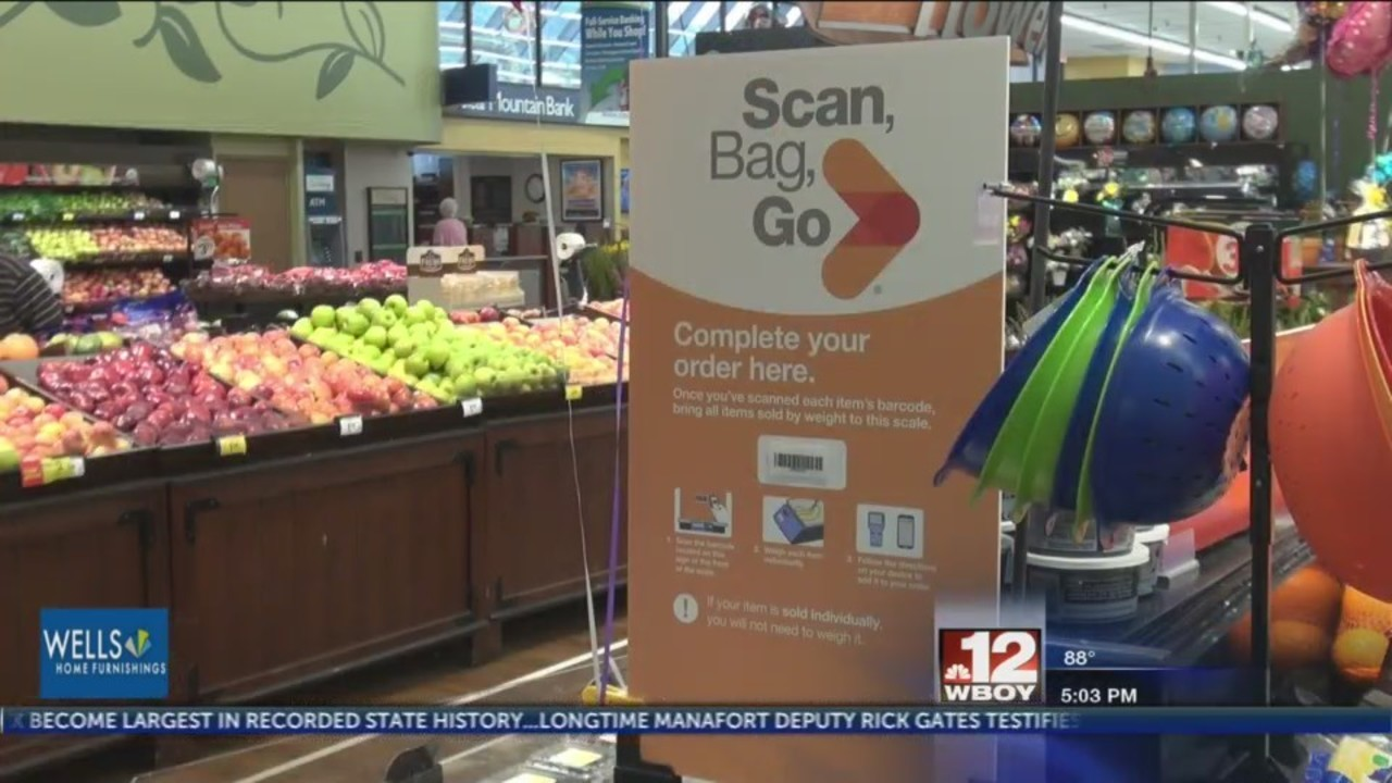 update kroger unveils new shopping app at morgantown and clarksburg stores