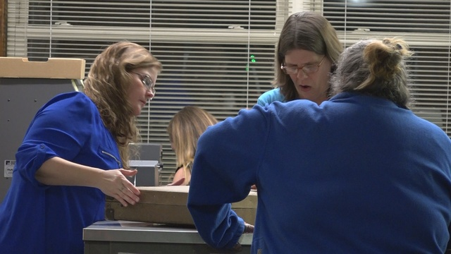 Gilmer County election has high early voter turnout numbers