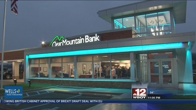 Clear Mountain Bank Celebrates Grand Opening Branch Office At White Oaks