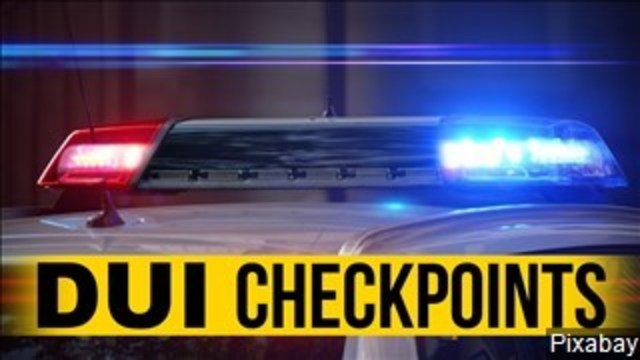Monongalia deputies announce DUI checkpoint in Westover