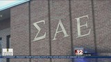 WVU announces disciplinary action for students following fraternity fall