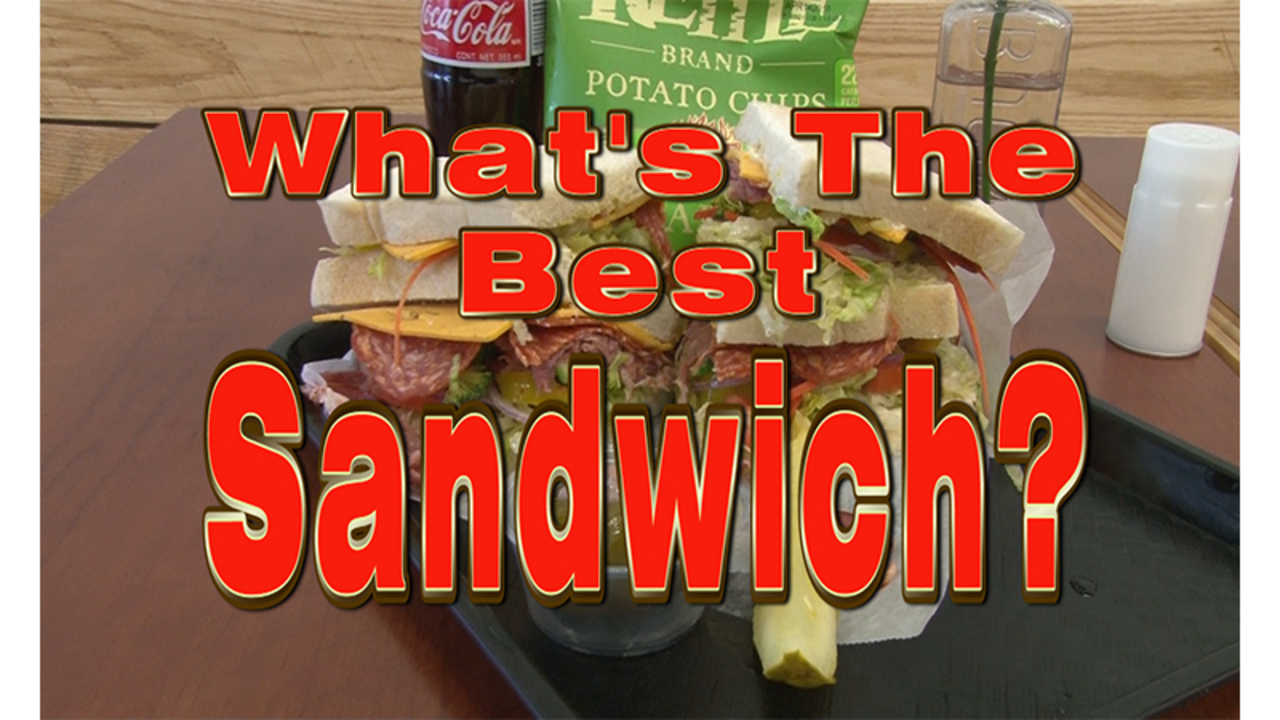 Super Sandwich Contest