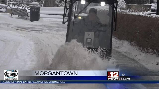 Morgantown Code Enforcement reminds residents to clear