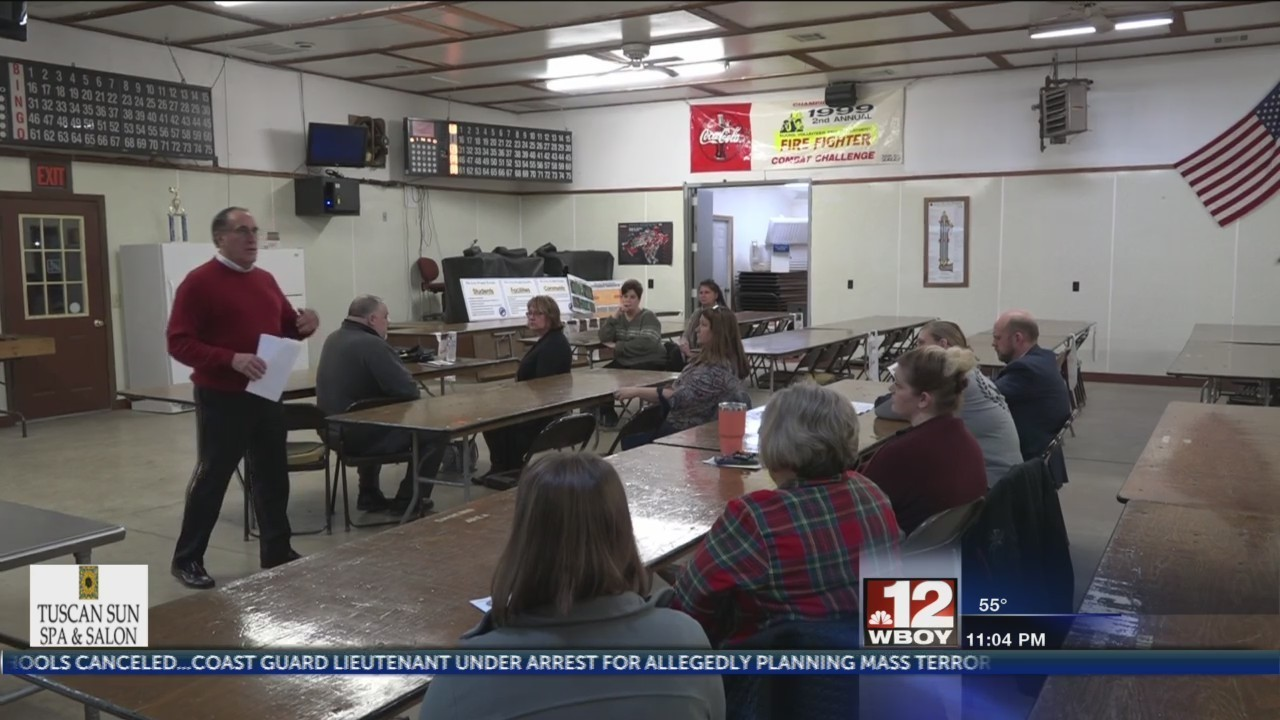 Randolph County Board of Education holds fourth community