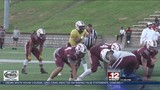 Fighting Falcons showcase talent in Maroon & White game
