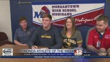 Nick Malone commits to WVU, three other MHS athletes choose their colleges