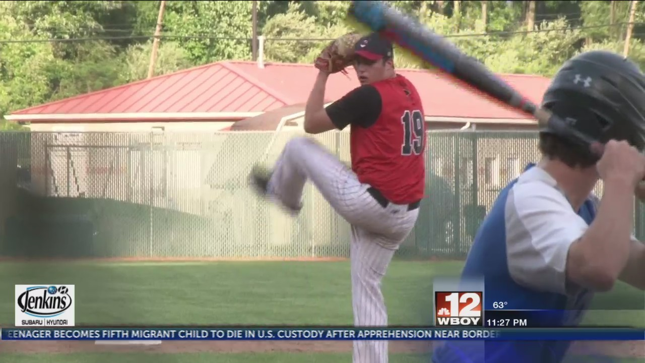 Via strikes out 11, Bridgeport one win away from state